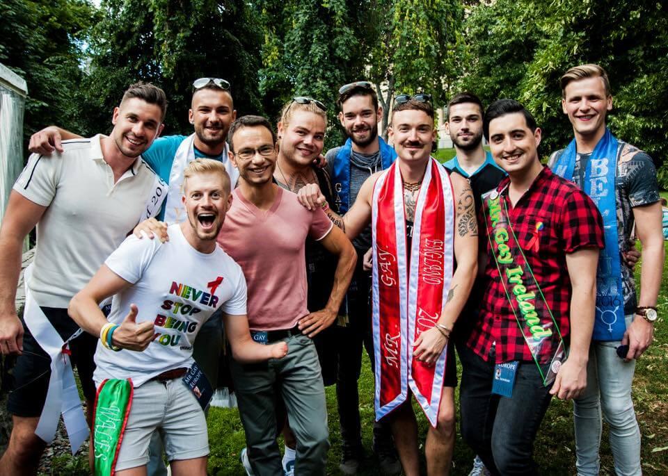 European Gay Ski Week Les Menuires, France